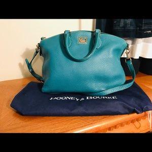 Dooney & Bourke Teal bag